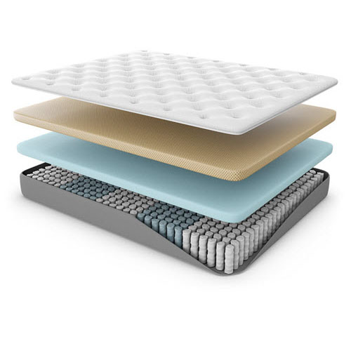 purple smart comfort grid